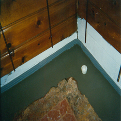 Waterproofing Redo