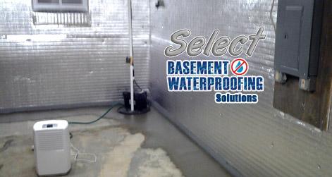 Princeton Basement Waterproofing : Licensed Basement Waterproofing  Contractor In Princeton Pictures