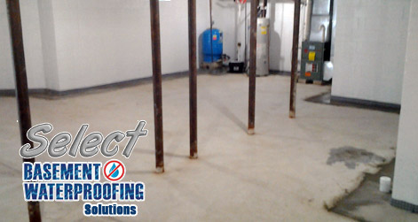 About Select Basement Waterproofing Solutions In Princeton Pictures Gallery